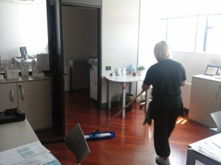 st service pulizie ambienti d'ufficio